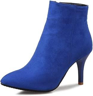 BalaMasa Womens ABS13969 Pu Boots