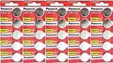 Panasonic CR2016 3 Volt Lithium Coin Battery 25 Pack
