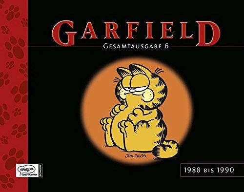 Garfield Gesamtausgabe 06: 1988 bis 1990