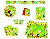 Disney - Mantel para fiesta Phineas