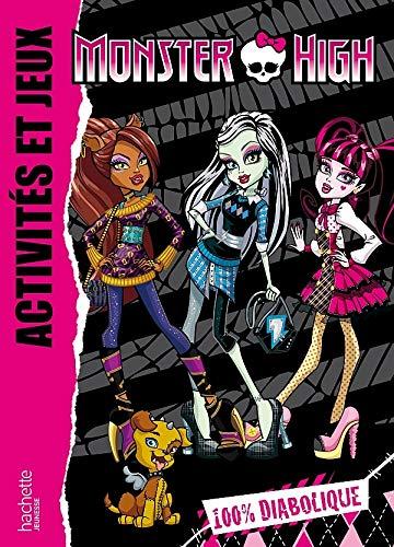 Activités et Jeux - Monster High