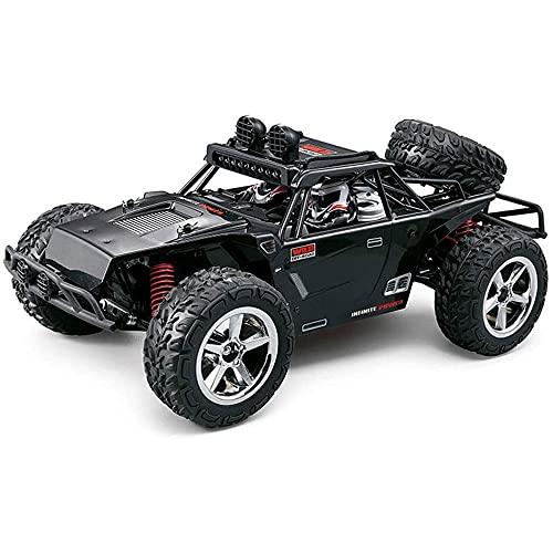 YSKCSRY Velocidad 50KM / H 2.4GHZ Coche RC Inalámbrico 4WD Vehículo De Escalada Todo Terreno Vehículo Todoterreno De Alta Velocidad Drift Stunt Car Adecuado para Adultos Y Niños Juguetes Eléctricos