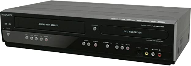 Magnavox RZV427MG9 Refurbished DVD/VCR Combo with DVD Recorder