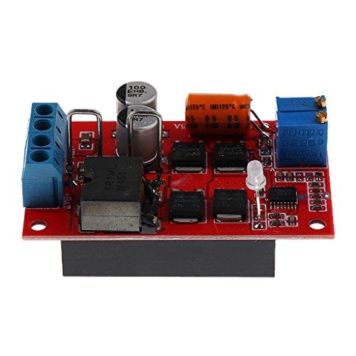 MPPT Solar Panel Controller Batterie Lade Board 1-100w 5a 9v 12v 18v 24v