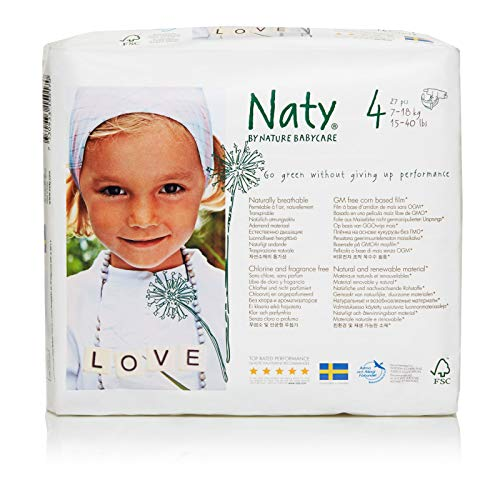 Naty by Nature, Baby-Windeln