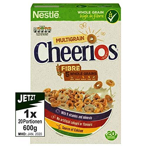 Cheerios Multigrain 5 fibras