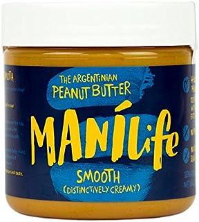 Manilife Original Roast Peanut Butter Jar, Smooth, 295 g