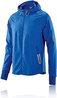 SKINS Men's Plus Packable Lightweight Jacket