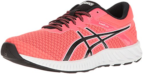 ASICS Fuzex Lyte 2 Zapatillas de correr para mujer, rosa (Diva rosado/negro/blanco), 35.5 EU