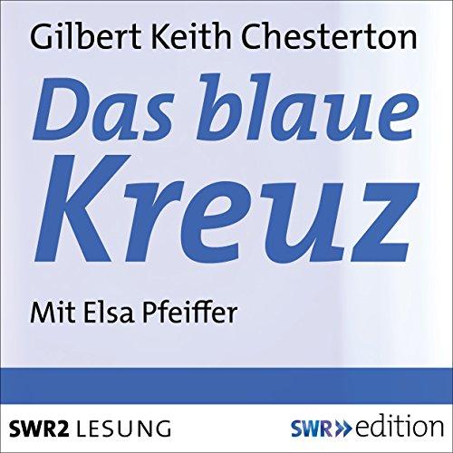 Das blaue Kreuz audiobook cover art