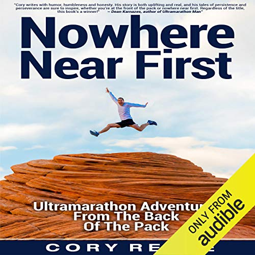 Nowhere Near First  By  cover art