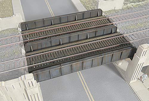 Walthers Cornerstone Série kit Échelle Ho Through-Plate Poutre-Caisson