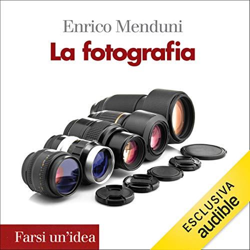 La fotografia copertina