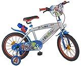 Los Vengadores - Bicicleta para niños de 5-8 años, 16' (Toim)