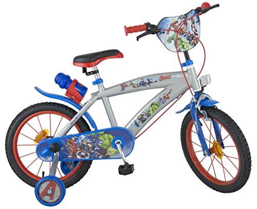 The Avengers - Biciclette per Bambini 5-8 Anni, 16 '(toim)