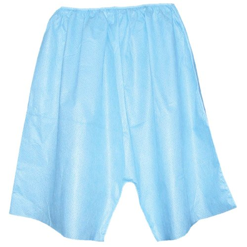 PDC Healthcare PP-918 S/M/S Non-Woven Disposable X-Large Apparel Exam Shorts, 38-48