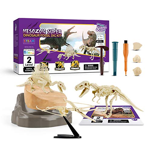 Dinosaur Dig Fossil Kit Only $9.99 (Retail $32.99)