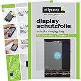 dipos I 2X Schutzfolie matt kompatibel mit BlackBerry Passport Folie Bildschirmschutzfolie