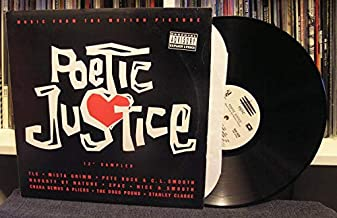 Poetic Justice Soundtrack LP (Promo Only)