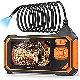 Borescope Inspection Camera, Industrial Endoscope...
