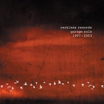 Reckless Records Garage Sale