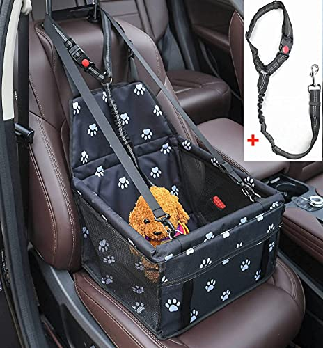 GoBuyer Waterproof Dog Car Seat