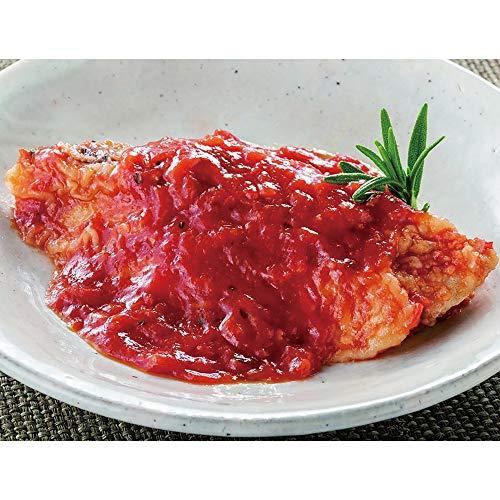 やわらか煮魚 白身魚のトマト煮 300g (5切入) 22164