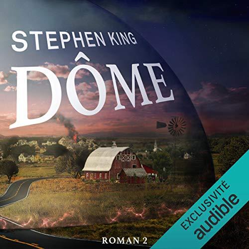 Dôme 2 audiobook cover art
