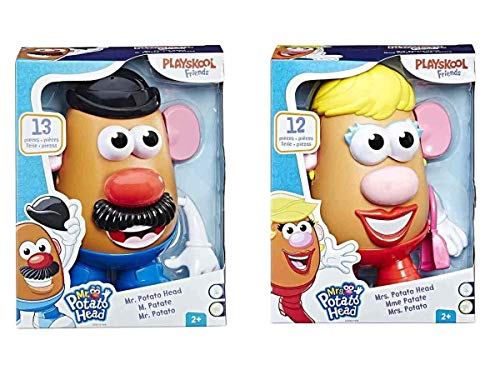 PLA MPH- Mr Y Mrs Potato, Multicolor (Hasbro 27656EU8) , color/modelo surtido