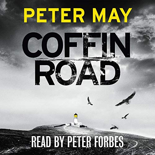 Couverture de Coffin Road