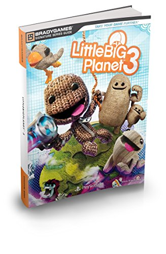 Little Big Planet 3 Signature Series Strategy Guide (Bradygames Signature Series Guide)
