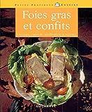 Foies gras et confits - Toutes les étapes photographiées