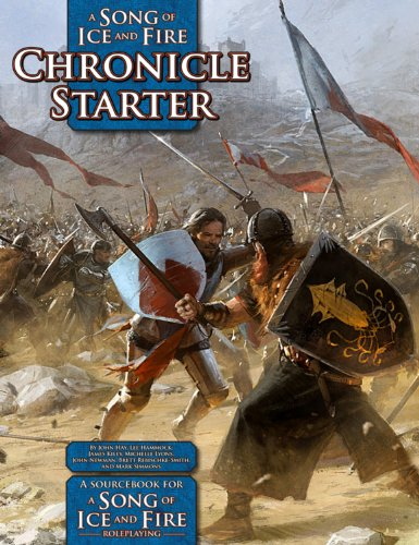 Price comparison product image A Song of Ice and Fire Chronicle Starter: A Sourcebook for A Song of Ice and Fire RPG