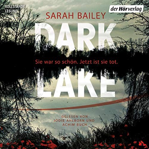 Dark Lake  By  cover art