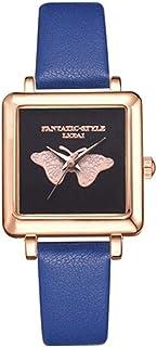 Wristband Women's Wrist Watches Ladies Series Girls Watch Female for Women Women's Watch Butterfly Dial Watch Quartz Watc...