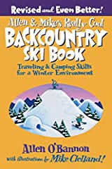 Globe Pequot Press Allen & Mike's Backctry Ski by Allen O'Bannon - 9780762745852