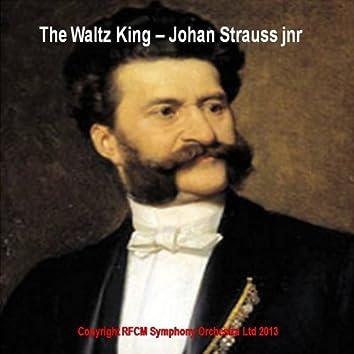Johann Strauss II: The Waltz King (Volume 1)