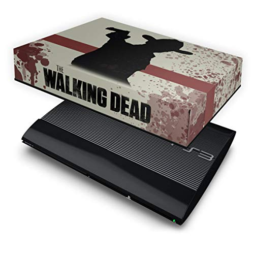 Capa Anti Poeira PS3 Super Slim - The Walking Dead #1