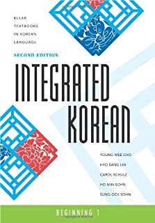 Integrated Korean: Beginning 1, 2nd Edition (Klear Textbooks in Korean Language) by Young-Mee Cho Hyo Sang Lee Carol Schul...