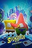 Puzzle de 1000 Piezas para Adultos y niños, la película de Bob Esponja: Carteles de Esponja en la Carrera, Rompecabezas de Arte de Bricolaje, Juego Divertido Intelectual Educativo(38 * 26cm)