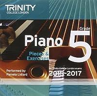 Piano Exam Pieces 2015-17: Cds (Piano Exam Repertoire)