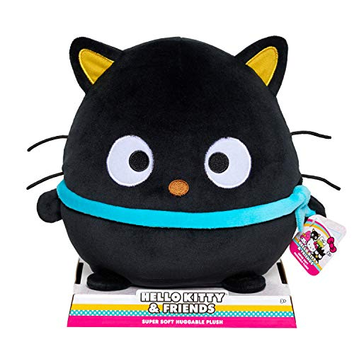 Hello Kitty & Friends Super Soft Huggable Plush Chococat Now $5.26