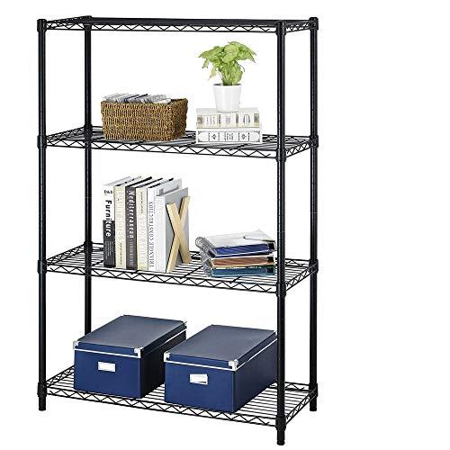 Heavy Duty Garage Shelf Steel Metal Storage 5 Level Adjustable Shelves Unit 72