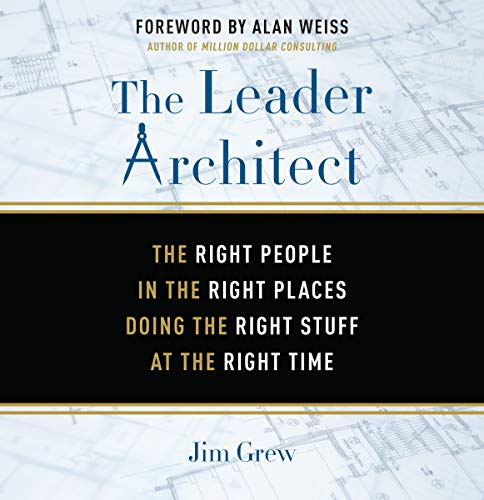 The Leader Architect audiobook cover art