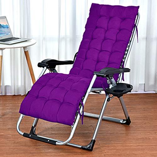 Wuxingqing ligstoel kussen Lounge Chaise kussen ligstoel met anti-slip voor tuin buiten/binnen/bank/Tatami/bank zit/bank voor reizen/vakantie/binnen/buiten