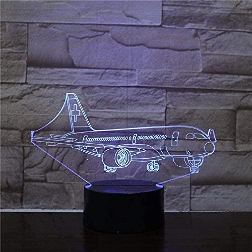FUTYE Decoración de dibujos animados 3D linterna mágica LED noche luz USB táctil control remoto decoración del hogar lámpara de mesa artesanía bebé cumpleaños niños vacaciones regalos creativos