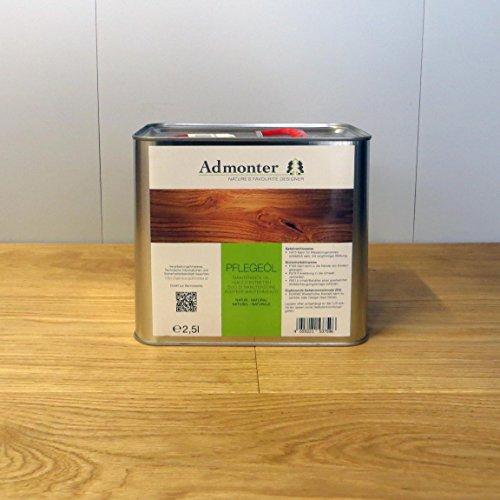Admonter Parkettpflegemittel Pflegeöl natur 2,5 L