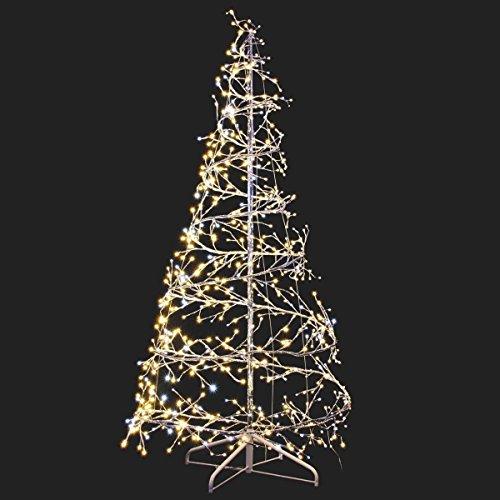 Prilux deco - Spiral tree 2,1m leds blanco calido flashing