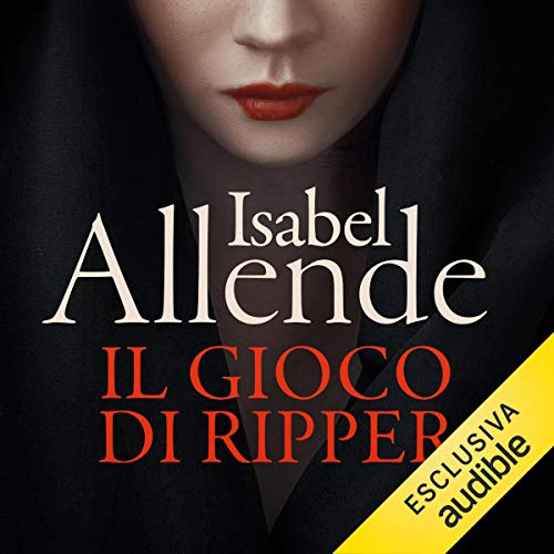 Il gioco di Ripper audiobook cover art