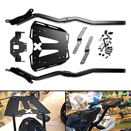 Areyourshop Luggage Rack Rear Extended Carrier Plate Kit For Z900 ABS 2017-2018